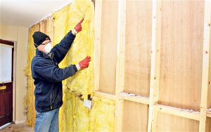 Wall Insulation